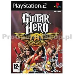 Guitar Hero Aerosmith (PS2)