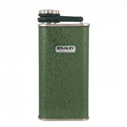 Stanley Classic piersiówka stalowa zielona, 0,23 l