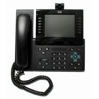 CP-9971-C-CAM-K9 Telefon Cisco Unified IP Phone 9971, Charcoal, Std Hndst with Camera