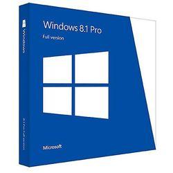 Microsoft Windows 8.1 Pro PL 64bit OEM