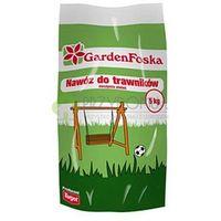 Nawóz Gardenfoska do trawników 5kg