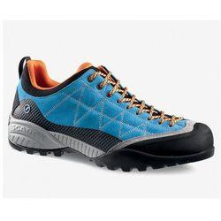 Buty unisex Zen Pro SCARPA azure/orange (Rozmiar obuwia: 42 (długość wkładki 27 cm))
