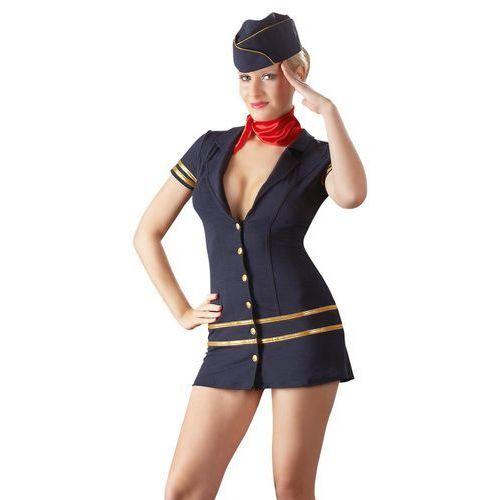 2dcd41815bacad Przebranie Stewardessy, Rozmiar: M, Kolor: Niebieski - porównaj ...