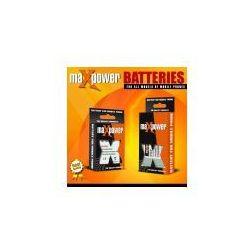 Bateria maXpower do Nokia E51/N81 Li-ion 1200mAh (BP-6MT)
