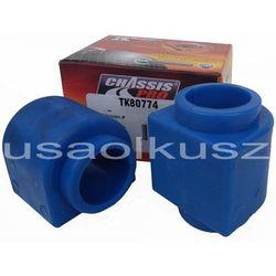 Tuleje gumy przedniego drążka stabilizatora 34mm Isuzu Ascender 2004-