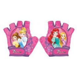 Rękawiczki na rower dziecięce Księżniczki