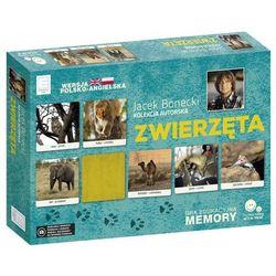 Gra edukacyjna memory - Zwierzęta