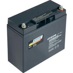 Akumulator żelowy AGM Conrad energy CE12V/17Ah, 12 V, 17 Ah