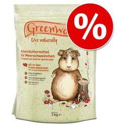 3 kg Greenwoods karma dla gryzoni w super cenie! - Dla królika miniaturowego