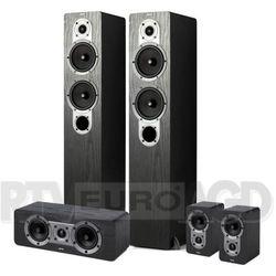 Jamo S 426 HCS 3 (czarny) - produkt w magazynie - szybka wysyłka!