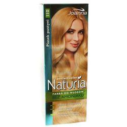 Joanna Naturia Perfect Color Farba do włosów bez amoniaku Piasek Pustyni nr 110