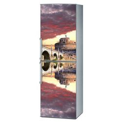 Mata magnetyczna na lodówkę - Zamek w Rzymie 3271