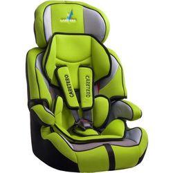 Fotelik samochodowy CARETERO Falcon zielony