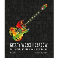 Gitary wszech czasów - Dostawa zamówienia do jednej ze 170 księgarni Matras za DARMO