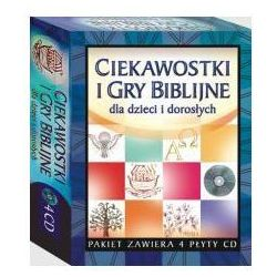 Ciekawostki i gry biblijne (PC)