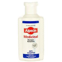 Alpecin Medicinal Shampoo Concentrate Anti-Dandruff 200ml U Szampon do włosów przeciwłupieżowy