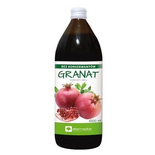 Granat sok z granatu 1000 ml (Alter Medica)