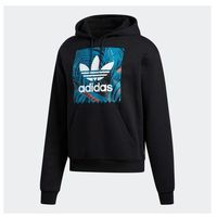 bluza ADIDAS - Bb Print Hd Black/Active Teal/Active Orange (BLK/ACTIVE TEAL/ACTI) rozmiar: XL
