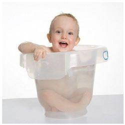 BEBE JOU Wiaderko do kąpieli Bebe-Bubble Basic - przezroczyste