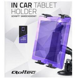 Qoltec Uniwersalny uchwyt samochodowy na szybę do Tableta 7-12 CALI