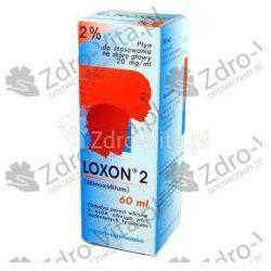 Loxon 2% płyn przeciwko łysieniu 60 ml