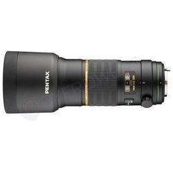 Pentax 300 mm f/4.0 DA ED IF SDM SMC Dostawa GRATIS!