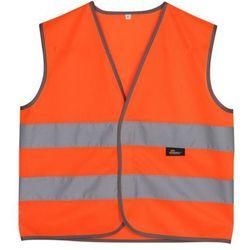 Kamizelka dziecięca ostrzegawcza VWEN01-C ( pomarańczowa )