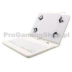 FlexGrip Sprawa z klawiaturą dla Acer Iconia Tab A3, White