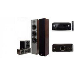 PIONEER VSX-930 + PRISM FALCON HT500 + YST-FSW50 - Kino domowe - Autoryzowany sprzedawca