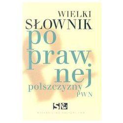 Wielki słownik poprawnej polszczyzny + CD - Andrzej Markowski