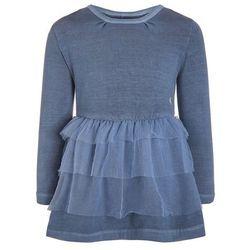 Name it NITKIRSTEN Sukienka z dżerseju vintage indigo