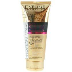 Eveline Liquid Silk Odżywka do włosów 8w1 arganowa 200ml