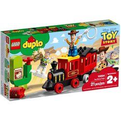 Pociag Towarowy De Luxe Klocki Kompatybilne Z Lego Duplo Porównaj