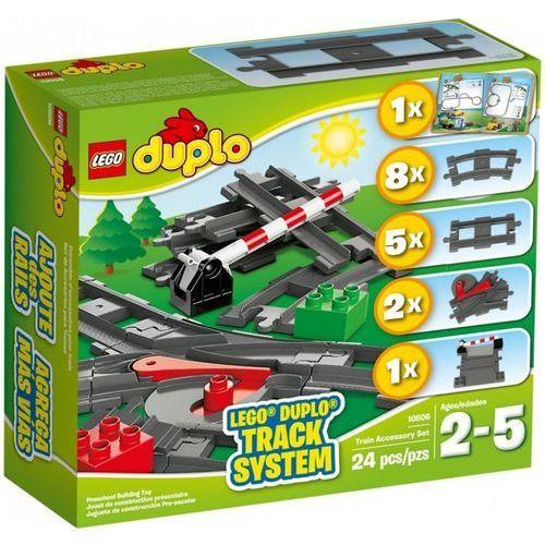 Klocki Lego Duplo Tory Kolejowe Porównaj Zanim Kupisz