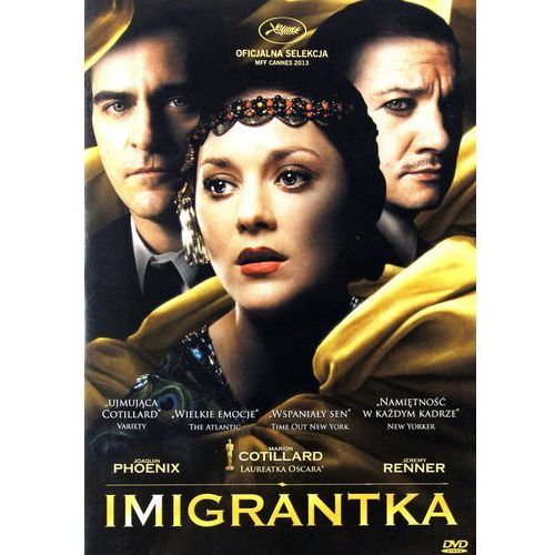 Imigrantka [DVD]