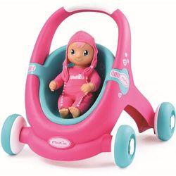 SMOBY Chodzik Pchacz - Wózek dla lalki Baby Walker