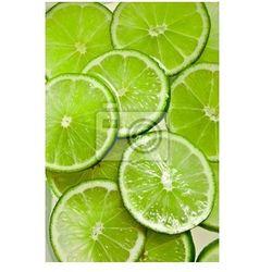 Naklejka Lime plastry