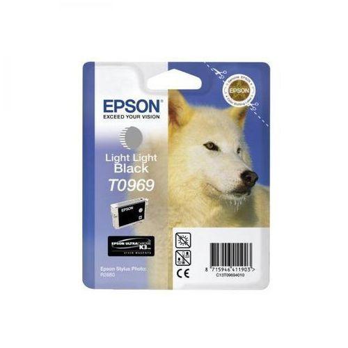 Epson oryginalny ink C13T09694010, light light black, 13ml, Epson Stylus Photo R2880