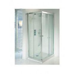 Drzwi prysznicowe Riho Lucena przesuwne 90cm - kabina kwadratowa GKB34200
