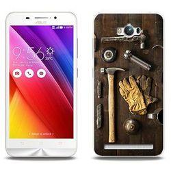 Foto Case - Asus Zenfone Max (ZC550KL) - etui na telefon Foto Case - narzędzia