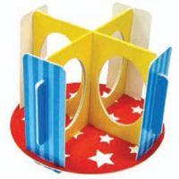 Merry Go-Round - zabawka z tektury matki HappyPet