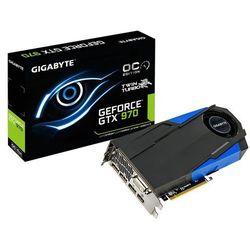 Gigabyte GeForce CUDA GTX970 4GB DDR5 PCI-E 256BIT 2DVI/3DP/HDMI BOX