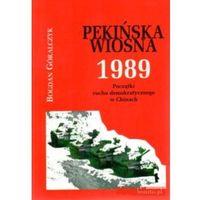Pekińska Wiosna 1989 (opr. miękka)