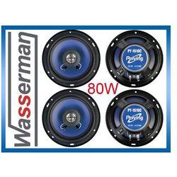 Zestaw 2x głośniki Peiying PY-1610C 6,4