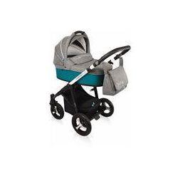 Wózek wielofunkcyjny Husky Lupo Baby Design (turkusowy 2016 + winter pack)