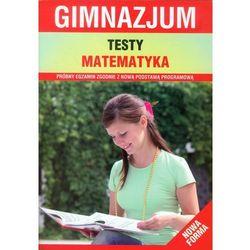 Testy matematyka Gimnazjum