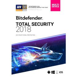 Bitdefender Total Security 1PC / 1Rok