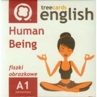 Treecards. English. Fiszki Obrazkowe. Human Being A1