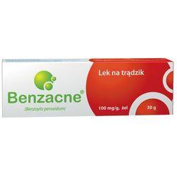 Benzacne żel 0,1 g/g 30 g