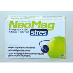 Neomag stres x 50 tabl